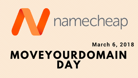 Move Your Domain Day 2018